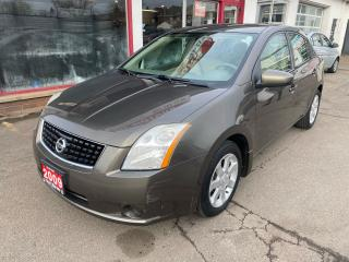 Used 2009 Nissan Sentra 2.0 S for sale in Hamilton, ON