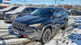Used 2018 Jeep Cherokee for sale in London, ON