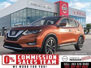 Used 2017 Nissan Rogue SL for sale in Medicine Hat, AB