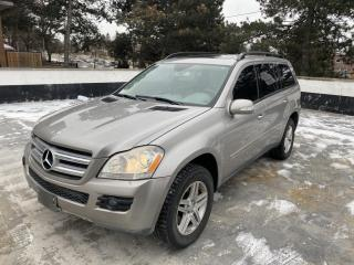 Used 2007 Mercedes-Benz GL-Class 4MATIC 4dr 4.6L for sale in Scarborough, ON
