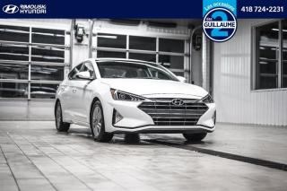 Used 2020 Hyundai Elantra Preferred chez Rimouski Hyundai for sale in Rimouski, QC