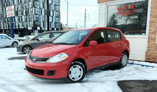 Used 2011 Nissan Versa 1.8 S for sale in Oshawa, ON