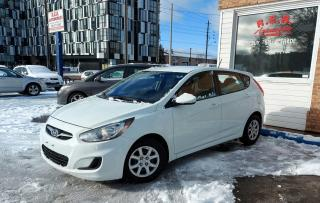 Used 2013 Hyundai Accent GL for sale in Oshawa, ON