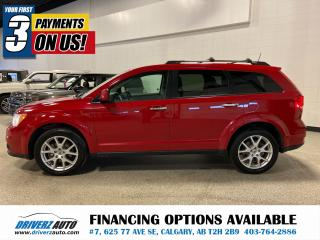 Used 2018 Dodge Journey GT DVD PLAYER, HEATED LEATHER, AND MORE!! for sale in Calgary, AB