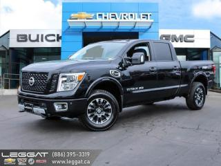 Used 2019 Nissan Titan XD PRO-4X CLEAN HISTORY! | HEATED SEATS! for sale in Burlington, ON