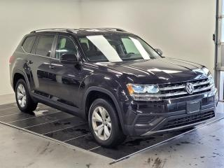 Used 2018 Volkswagen Atlas Trendline 3.6L 8sp at w/Tip 4MOTION for sale in Port Moody, BC