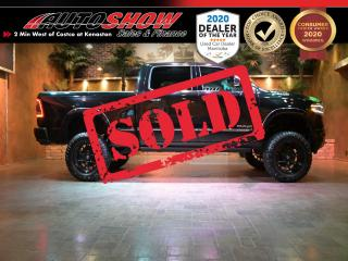 Used 2019 RAM 1500 Limited - N3 LIFT, Upgraded, and HARD Loaded!  AS NEW!! for sale in Winnipeg, MB