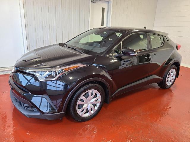 2019 Toyota C-HR FWD