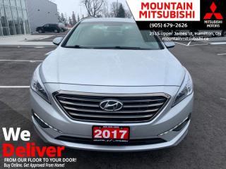 Used 2017 Hyundai Sonata GL  - Bluetooth -  Heated Seats - $96 B/W for sale in Mount Hope (Hamilton), ON