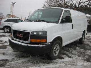 Used 2014 GMC Savana G2500 8 Cyl  Shelving Partition AC PL PW for sale in Ottawa, ON