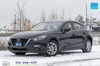 Used 2014 Mazda MAZDA3 GS-SKY|One owner|Clean Carfax| for sale in Bolton, ON
