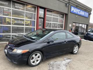 Used 2008 Honda Civic Cpe LX for sale in Kitchener, ON