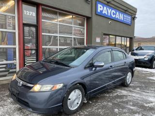 Used 2008 Honda Civic Hybrid for sale in Kitchener, ON