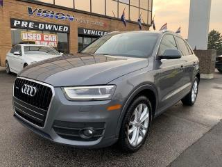 Used 2015 Audi Q3 quattro 4dr 2.0T Technik for sale in North York, ON