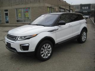 Used 2017 Land Rover Evoque 5dr HB SE Pano Roof Navigation AWD for sale in North York, ON