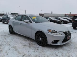 Used 2014 Lexus IS 250 for sale in Oak Bluff, MB