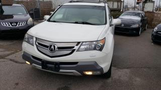 Used 2009 Acura MDX Tech pkg for sale in Etobicoke, ON