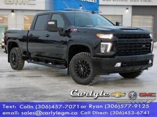 New 2021 Chevrolet Silverado 2500 HD LTZ for sale in Carlyle, SK
