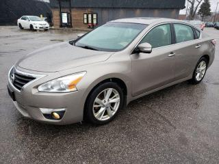 Used 2014 Nissan Altima for sale in North York, ON
