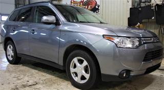 Used 2014 Mitsubishi Outlander 4WD 4dr GT for sale in Saskatoon, SK