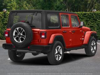 New 2021 Jeep Wrangler Sahara Unlimited 4X4 for sale in Winnipeg, MB