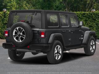 New 2021 Jeep Wrangler Altitude Unlimited 4x4 for sale in Winnipeg, MB