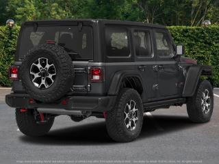 New 2021 Jeep Wrangler RUBICON UNLIMITED 4x4 for sale in Winnipeg, MB