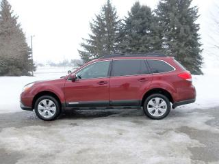 Used 2012 Subaru Outback 2.5i w/Limited & Nav Pkg for sale in Thornton, ON