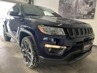 New 2021 Jeep Compass 80th Anniversary Edition for sale in Steinbach, MB