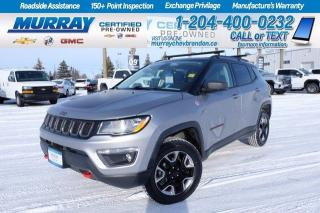 Used 2018 Jeep Compass *Heated Seats*Heated Steering*Nav*Remote Start*Sun for sale in Brandon, MB