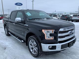Used 2017 Ford F-150 Lariat for sale in Harriston, ON
