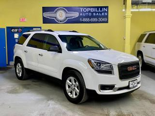 Used 2016 GMC Acadia AWD, 1 Owner, Backup Cam for sale in Vaughan, ON