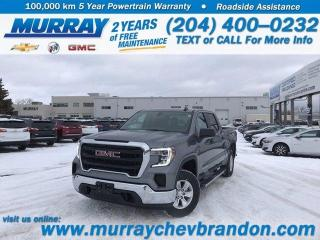 New 2021 GMC Sierra 1500 for sale in Brandon, MB