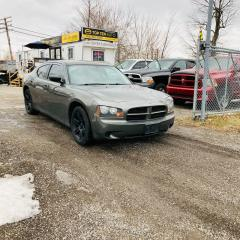 Used 2008 Dodge Charger FULLY CERTIFIED-Affordable Domestic Sports Sedan for sale in Toronto, ON