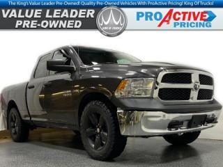 Used 2014 RAM 1500 ST for sale in Virden, MB
