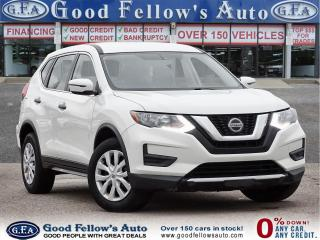 Used 2017 Nissan Rogue 4CYL 2.5L, REARVIEW CAMERA, PARKING ASSIST REAR for sale in Toronto, ON
