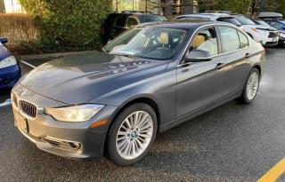 Used 2013 BMW 3 Series 4dr Sdn 328i xDrive AWD *Backup Cam*Heated Leather for sale in Brandon, MB