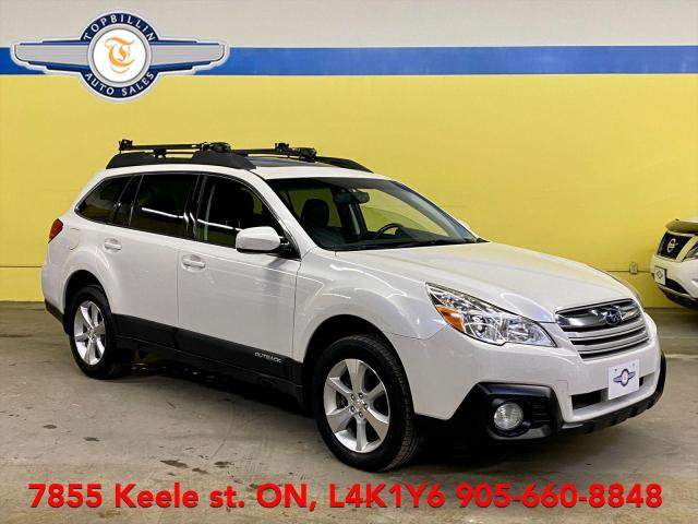 2013 Subaru Outback 2.5i Limited Pkg, Navi, Leather, Roof