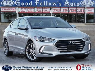 Used 2017 Hyundai Elantra Good Or Bad Credit Auto loans ..! for sale in Toronto, ON