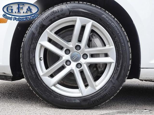 2017 Audi A4 KOMFORT, AWD, LEATHER SEATS, HEATED SEATS, SUNROOF