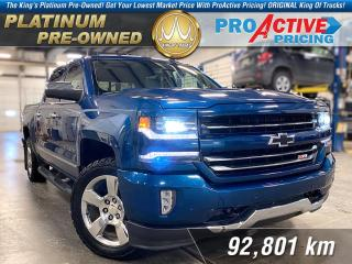 Used 2017 Chevrolet Silverado 1500 LTZ Z71 for sale in Rosetown, SK