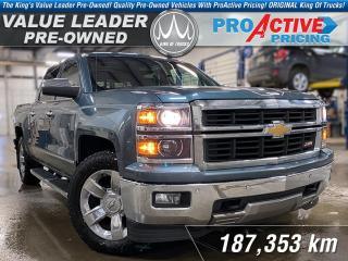 Used 2014 Chevrolet Silverado 1500 Leather for sale in Rosetown, SK