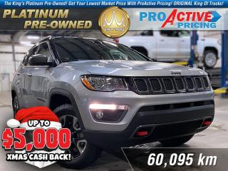 Used 2018 Jeep Compass Trailhawk for sale in Rosetown, SK
