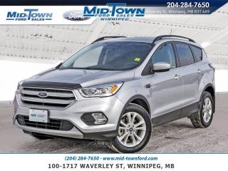 Used 2018 Ford Escape AED for sale in Winnipeg, MB
