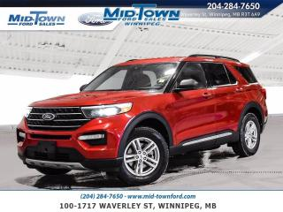 Used 2020 Ford Explorer XLT 4WD for sale in Winnipeg, MB
