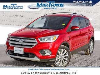 Used 2018 Ford Escape AWD for sale in Winnipeg, MB