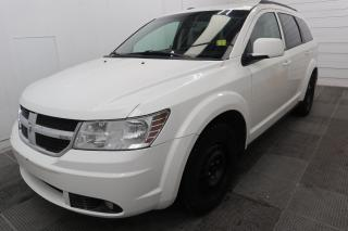 Used 2010 Dodge Journey SXT for sale in Winnipeg, MB