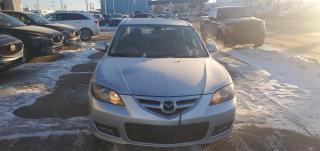 Used 2008 Mazda MAZDA3 GT *Ltd Avail* for sale in Regina, SK