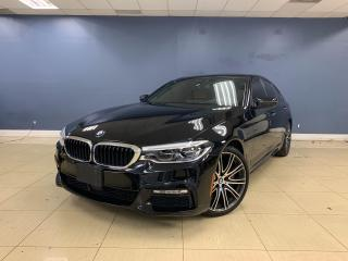 Used 2018 BMW 5 Series 540i xDrive for sale in North York, ON