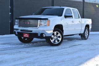 Used 2011 GMC Sierra 1500 SLT for sale in Winnipeg, MB